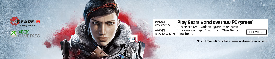 AMD Game Pass