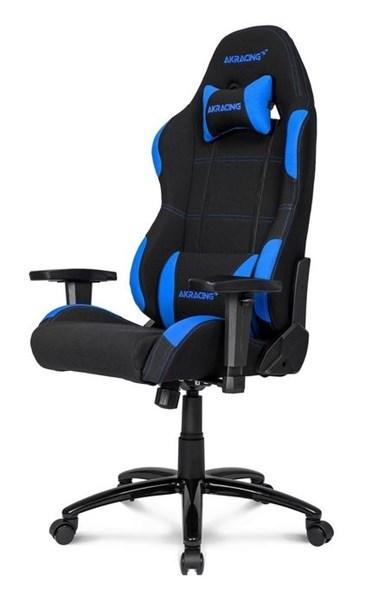 Ak Racing Gaming Chair, Musta Sininen Jimms Fi