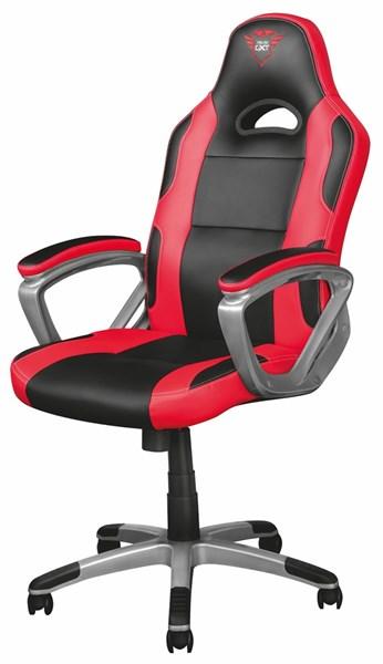 Trust gxt 705 ryon gaming chair keinonahkainen pelituoli for Sedia trust