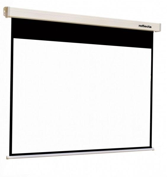 reflecta 88 crystal line rollo 200 x 152 valkokangas 16 9. Black Bedroom Furniture Sets. Home Design Ideas