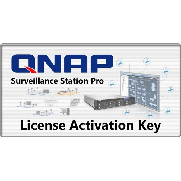 1 license activation key for Surveillance Station Pro